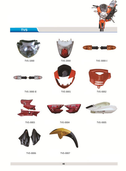 India Bajaj Hero Tvs Motorcycle Spare Parts (TVS150) pictures & photos