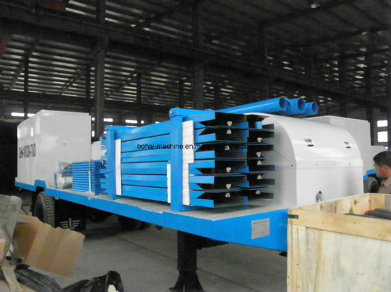 Bohai Automatic Arch Roof Roll Forming Machine (BH914-610) pictures & photos
