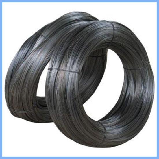 China Supplier Soft Tie Wire Black Annealed Iron Wire - China Iron ...