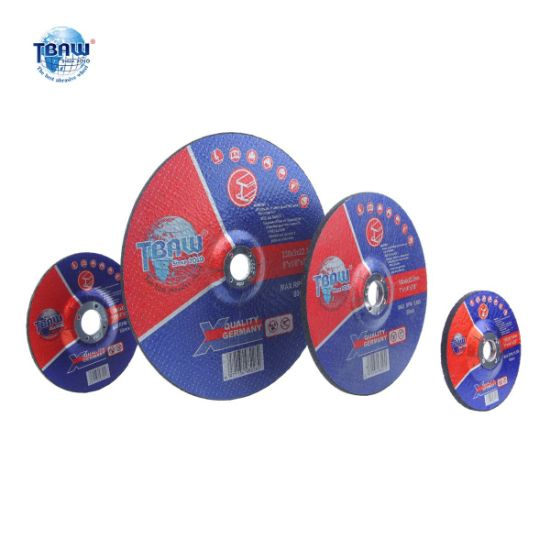 105/115/125mm Abrasive Cutting Discs for Metal/Stainless Cutting Wheel