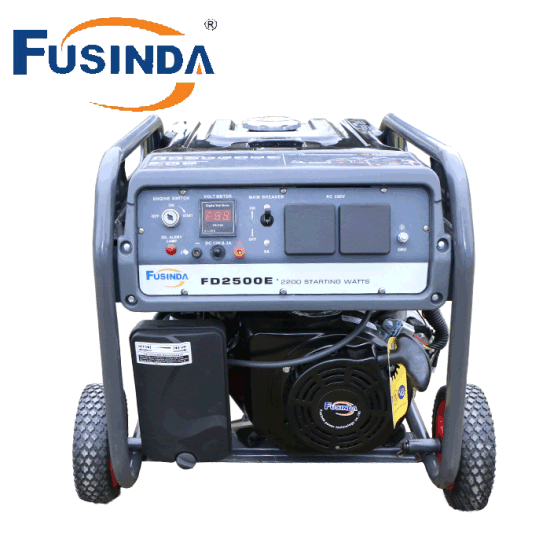 Jual 2kVA Generator Set Fusinda Fd2500e pictures & photos