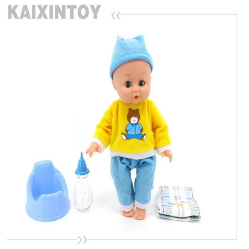 15 Inch Vinyl Little Boy Baby Dolls for Sale pictures & photos
