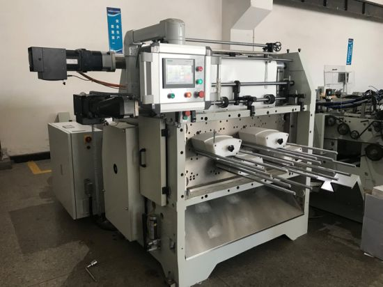 Paper Cup Plate Blank Punching Machine for Commercial Production