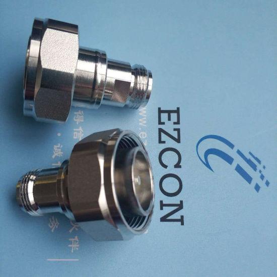 N Female to N Female type jack in series flange mount RF Adapter Connector USA