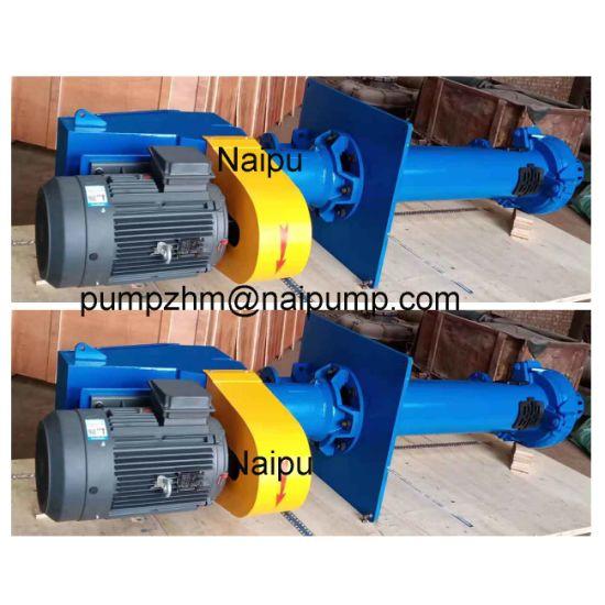 Semi Submersible Slurry Pumps