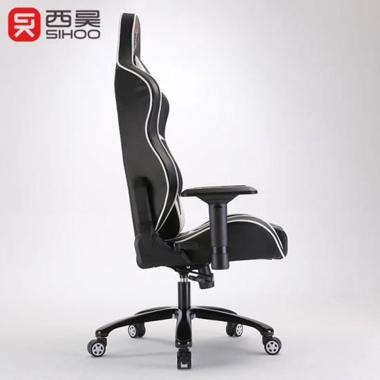 Enjoyable China Computer Desk Rocker Leather Racing Video Pc Gaming Inzonedesignstudio Interior Chair Design Inzonedesignstudiocom