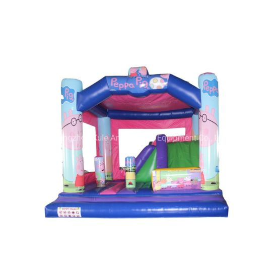 Pig Bouncy Castle Inflatable Toy Inflatable Slide for Amusement Park pictures & photos