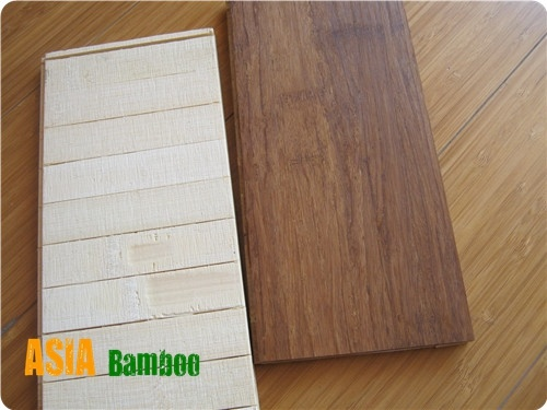 Natural Oiled Strand Woven Bamboo Heating Flooring pictures & photos