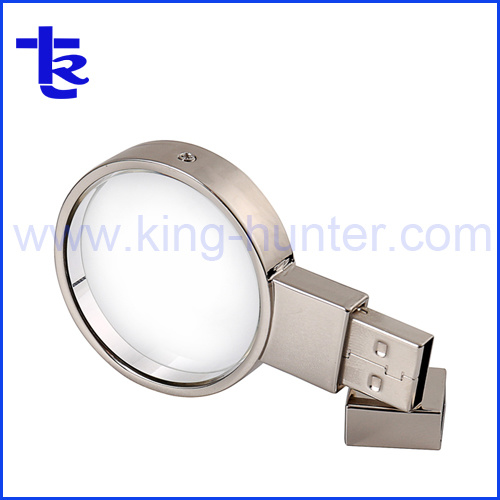 Crystal USB Memory Drive Keys for Company Promotional Gift