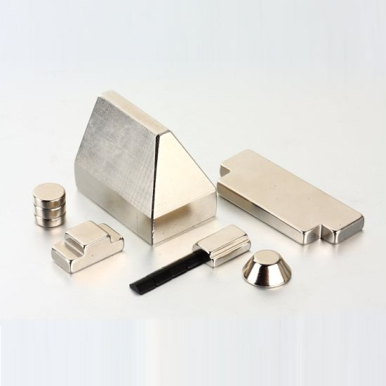Customized High Performance NdFeB Motor Magnet