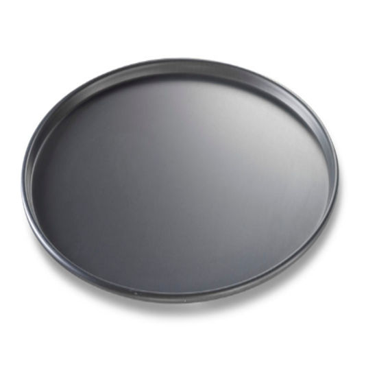 Factory Best Anodized Aluminum Round Thin Crust Pizza Pan
