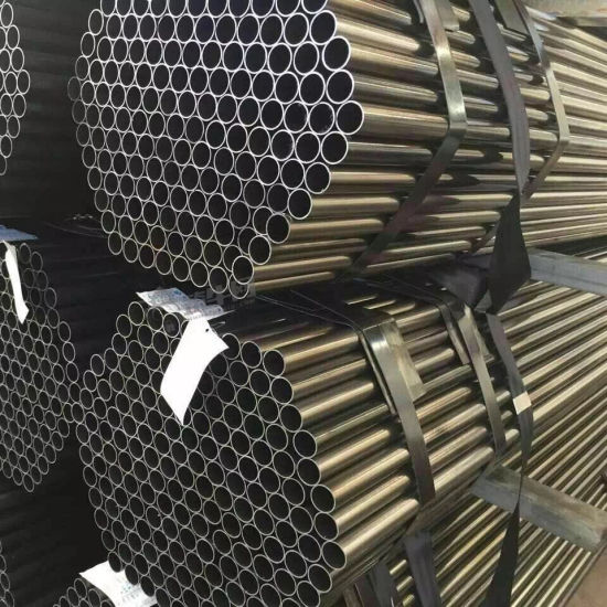 Hot Selling ERW Welded Steel Pipe/Tube with Low Price