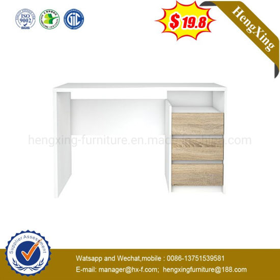2019 Simple Small Size Glossing OEM Computer Desk (HX-20N021)
