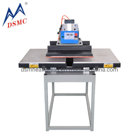 40X60 Pneumatic Double Station Heat Press Machine T-Shirt Thermal Transfer