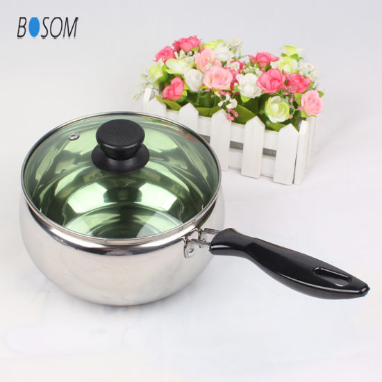Stainless Steel Pot Non-Stick Cookware Set Kitchenware
