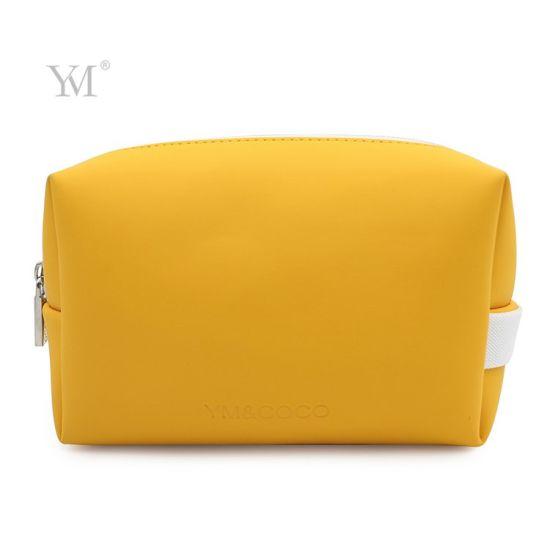 Good Hand Feeling Customize Matt PU Cosmetic Pouch Makeup Bag
