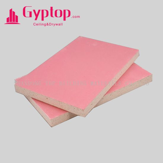Fireproof Gypsum Board Plasterboard for Ceiling and Partation Wall pictures & photos