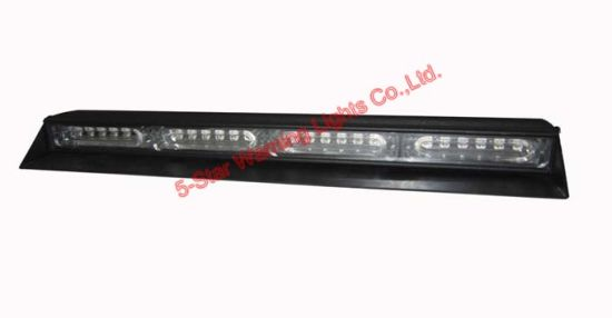 Linear LED Strobe Dash Deck Emergency Warning Light pictures & photos