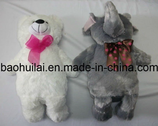 Promotional Item Microwaveable Lanvender Plush Animal Toy Bags pictures & photos