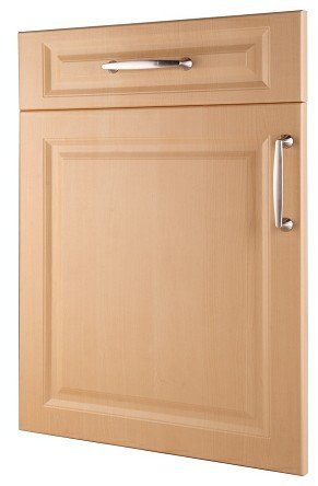 PVC Vacuum Kitchen Cabinet Door pictures & photos