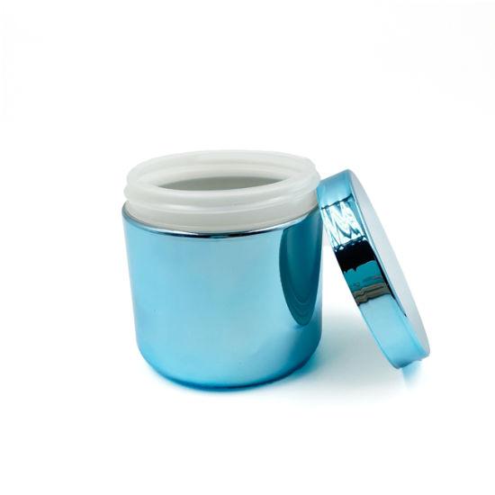 ISO Wholesale Glossy Plastic Jar Storage Food Kitchenware