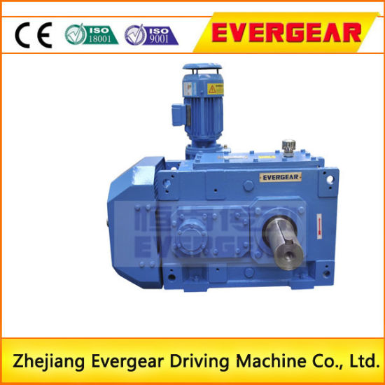 High Load Gear Reducer Polygon Hard-Tooth-Faced Gear Reducer  Orthogonal-Shaft Gearbox High Speed Gearbox