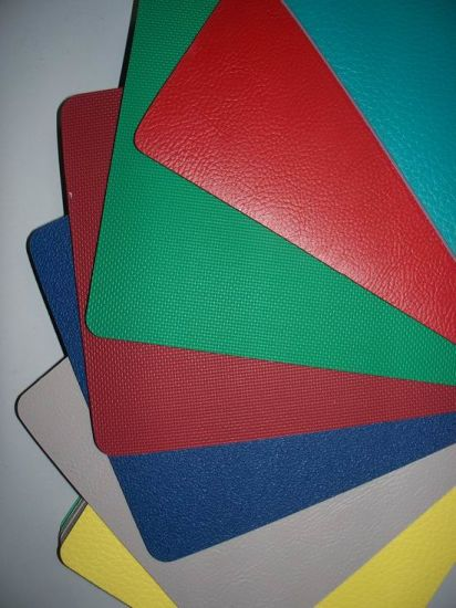 Litchi Pattern PVC Sports Flooring for Indoor Basketball Courts