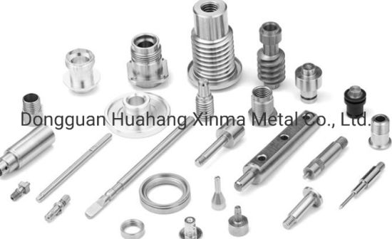 Customized Precision CNC Aluminum Parts Machinery Parts for Auto