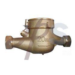 15-40mm Multi Jet Brass Water Meters, Dry Type