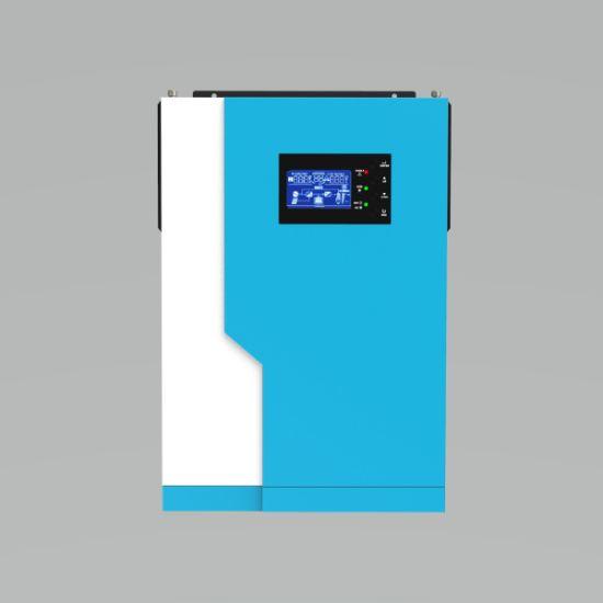 High Frequency Pure Sine Wave Hybrid Inverter 5.5kVA/48V 100A