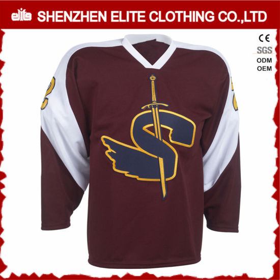 Wholesale Cheap Custom NHL Ice Hockey Jersey pictures & photos
