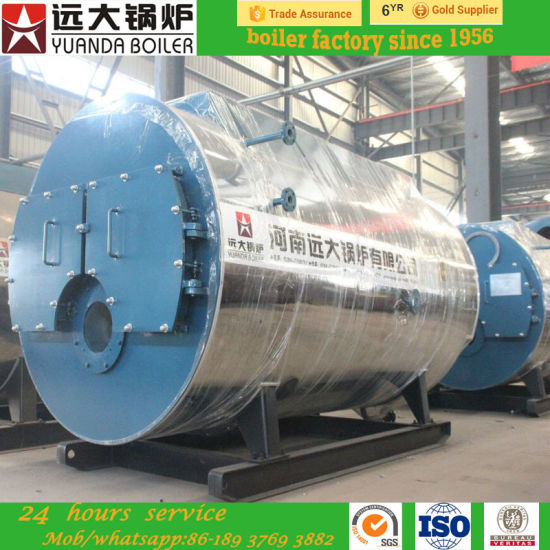 Oil Gas Fired Steam Boiler pictures & photos