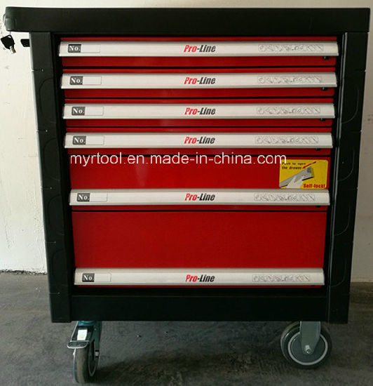 6 Drawer Heavy Duty Empty Tool Cabinet (FY22) pictures & photos