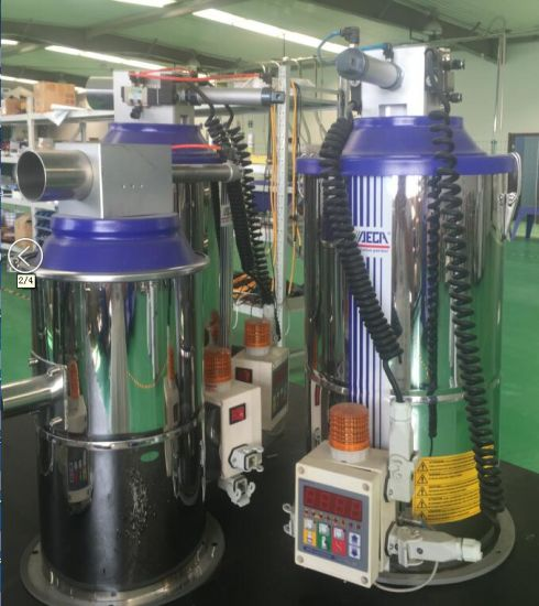 Plastic Central Material Conveying System Feeding Feeder Machine pictures & photos