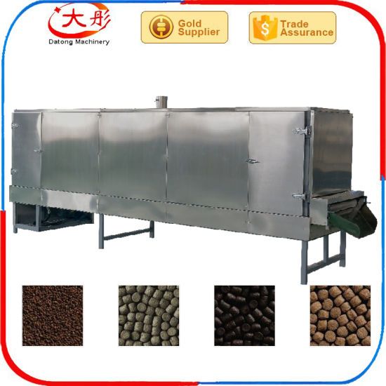 Complete Automatic Fish Food Production Line / Catfish Feed Extruder pictures & photos