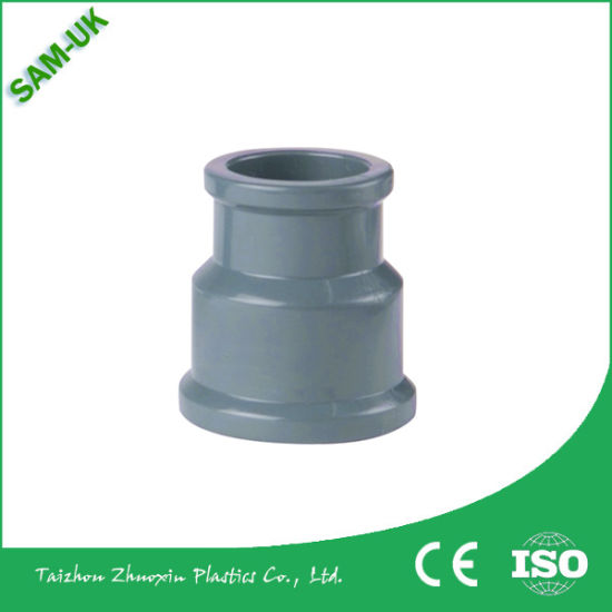 High Pressure PVC Pipe Fitting Coupling Joints Made in China pictures & photos