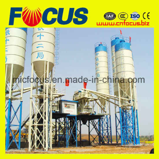 Construction Machinery! 60m3/H Concrete Mixing Plant with Foctory Price