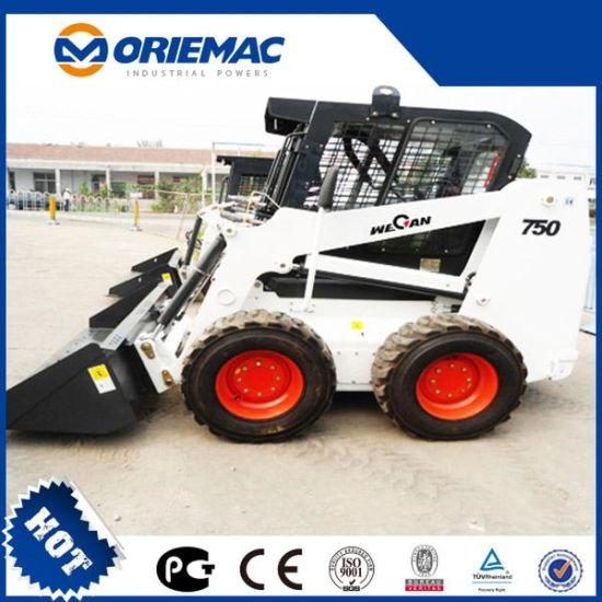 Wecan Brand GM700 Skid Steer Loader