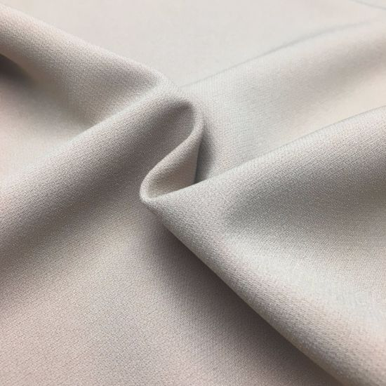 95%Polyester 5%Spandex Doule Layer Four Ways Stretch Fabric