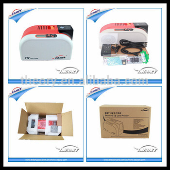 Factory Directly Supply Seaory T12 Smart Card Printer pictures & photos