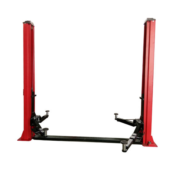 Cheap Hydraulic Double Post Car Lifts for Sale pictures & photos