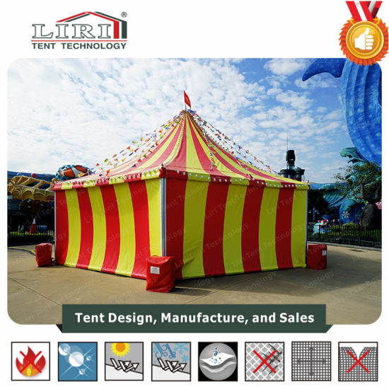 Hot Sale Multi-Sides Tent with Double High Peak Hall Tent pictures & photos