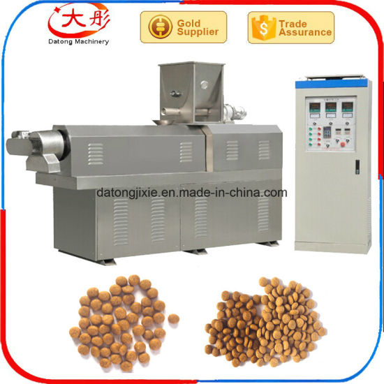 China Best Price Dog Cat Bird Fish Pet Food Making Machine pictures & photos