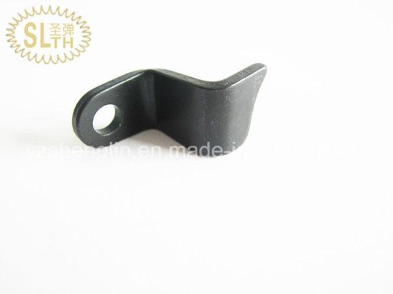 Custom Metal Stamping Parts (punching, black)