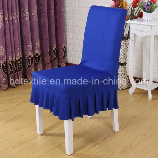 100% Polyester Fabric Mini Matt Chair Cover Fabric