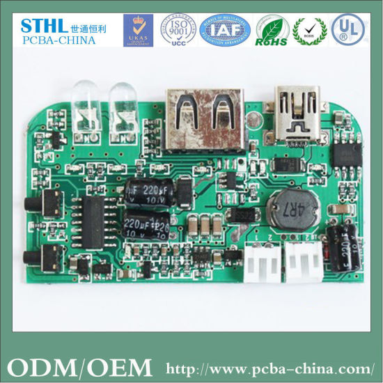 Motherboard Gt-N8000 Skateboard Electric 4 Ethernet Ports Motherboard pictures & photos