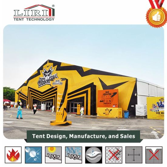 Large 40 X 50 Frame Large Exhibition Tent for Sale pictures u0026 photos  sc 1 st  Liri Tent Technology (Zhuhai) Co. Ltd. & China Large 40 X 50 Frame Large Exhibition Tent for Sale - China 40 ...