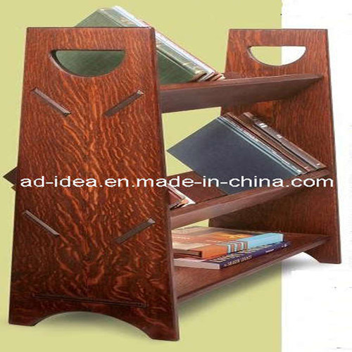 Booklet & Brochure Holder/Exhibition for Book, Magazine (MDR-047) pictures & photos
