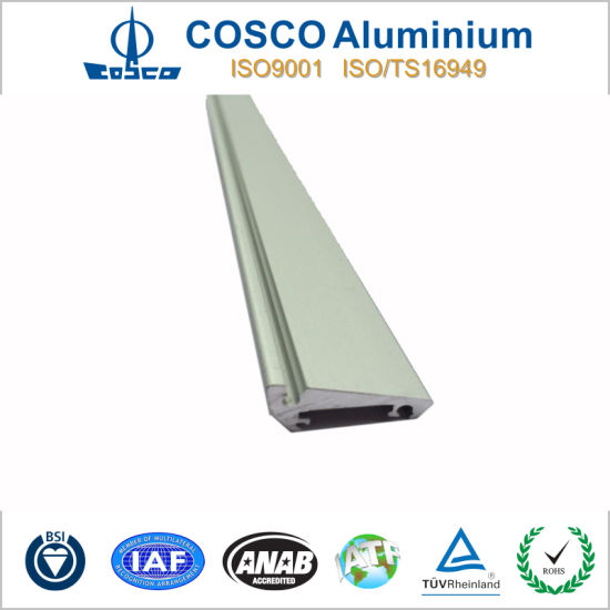 Extruded Aluminum Profiles with ISO9001&Ts16949 Certified for Electronics Frames pictures & photos
