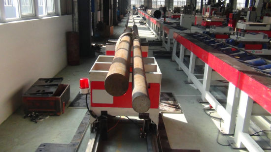Pipe Prefabrication Light Rail Conveying System pictures & photos